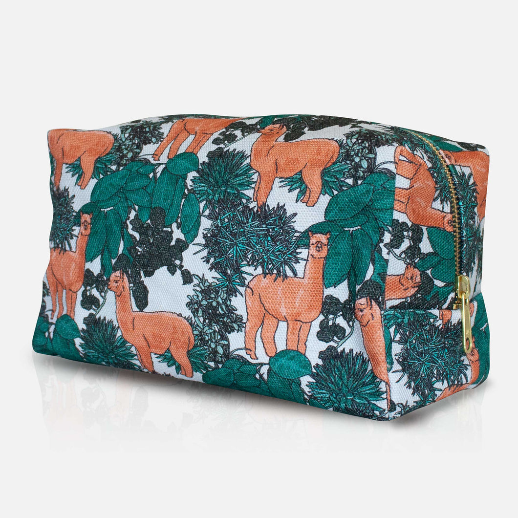 Alpaca Wash Bag
