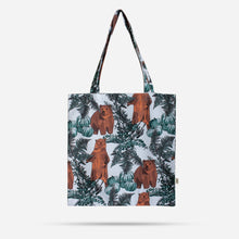Load image into Gallery viewer, Bear Tote Bag