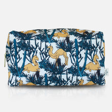 Load image into Gallery viewer, Camel Wash Bag