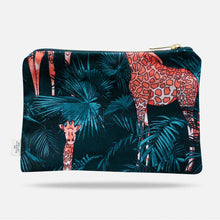 Load image into Gallery viewer, Giraffe Make Up Bag