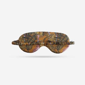 Giraffe Silk Sleep Mask