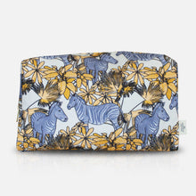 Load image into Gallery viewer, Zebra Wash Bag