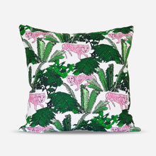 Load image into Gallery viewer, Velvet Tiger Cushion
