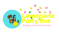 Lemonade Party Box