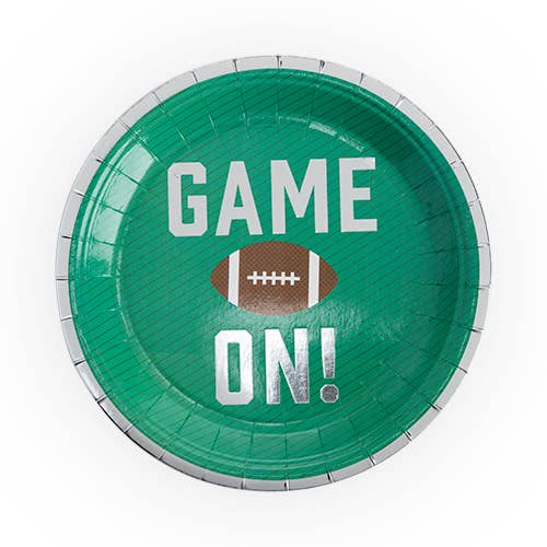 Game On Appetizer Plate by Cakewalk