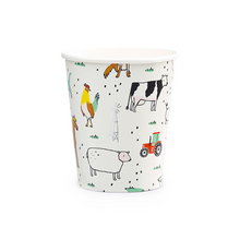 Load image into Gallery viewer, Jollity & Co On the Farm 9 oz Cups