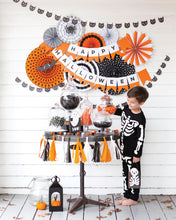 Load image into Gallery viewer, Halloween Tassel Banner