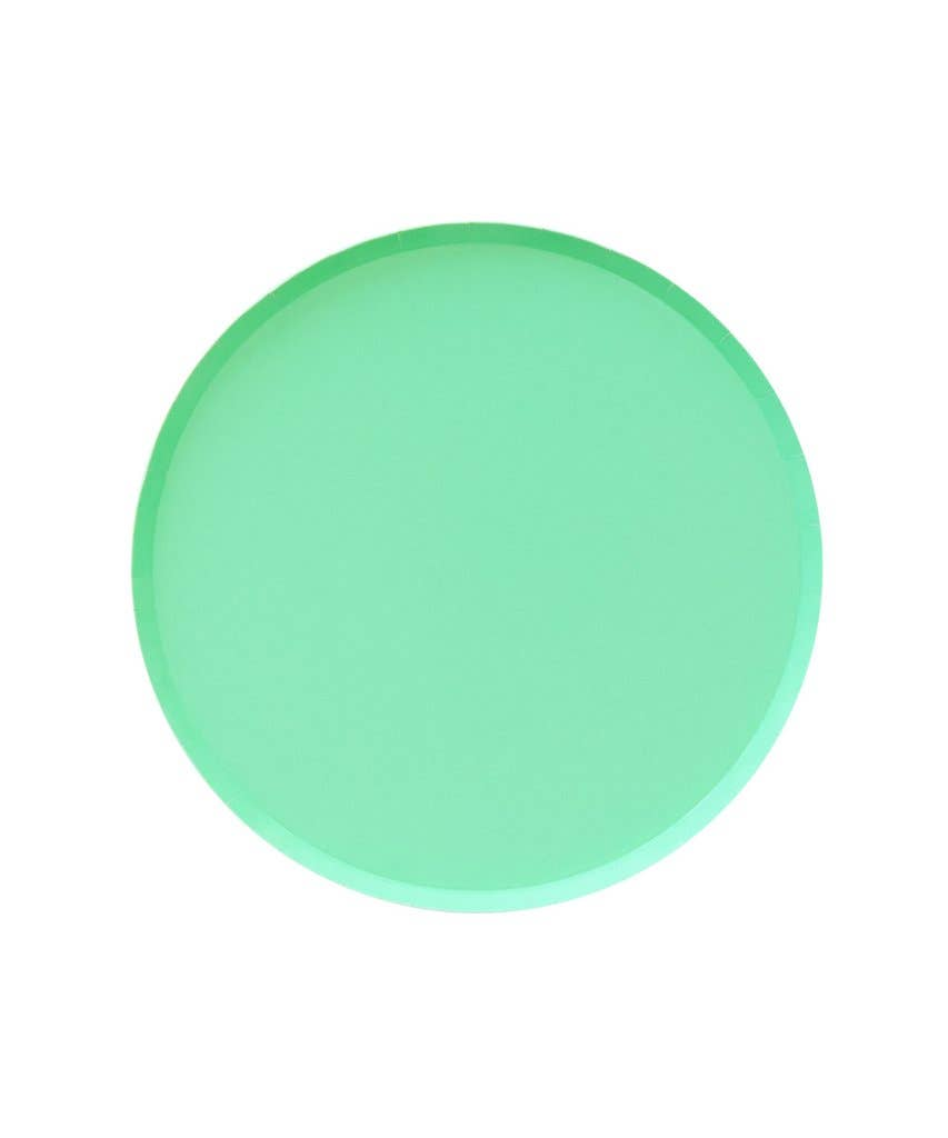 Mint Plates 7 inch in 20 colors