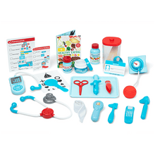 Load image into Gallery viewer, Doctor's Kit - Get Well Play Set (Melissa & Doug)