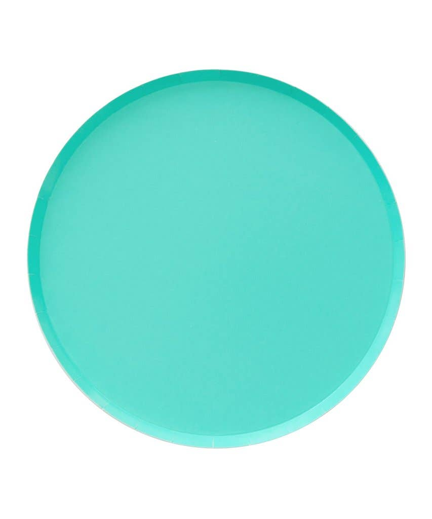 Teal Plates 9 inch in 20 colors