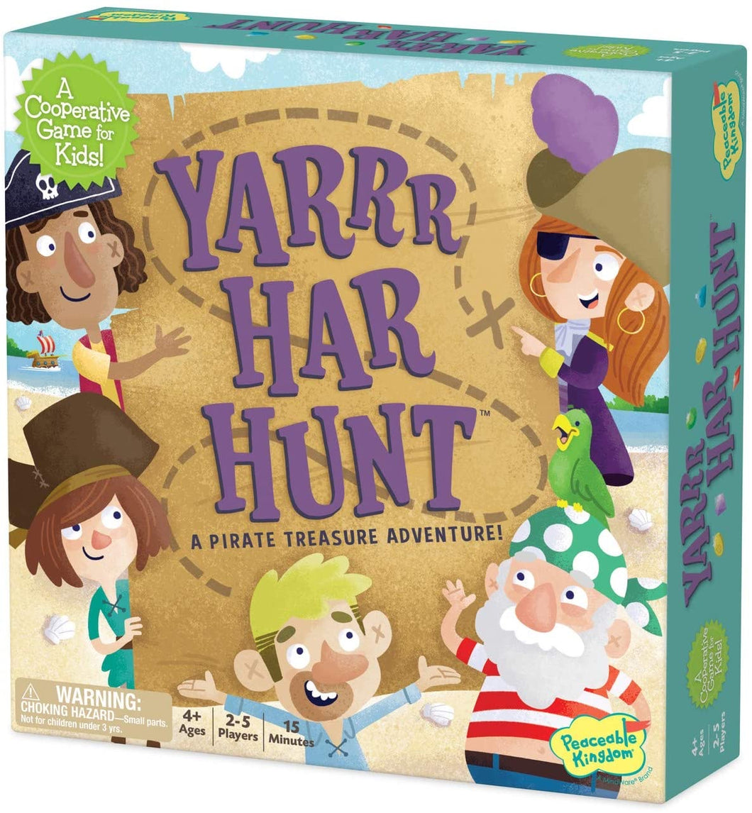 Peaceable Kingdom Yarrr-Har-Hunt