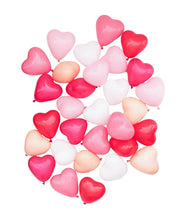 "Load image into Gallery viewer, 10"" Heart Shaped Balloons"