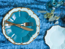 Load image into Gallery viewer, Mint Dinner Plates