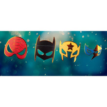 Load image into Gallery viewer, Superhero Mask Garland