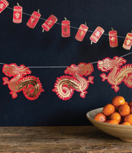 Load image into Gallery viewer, Chinese New Year Fire Cracker Banner