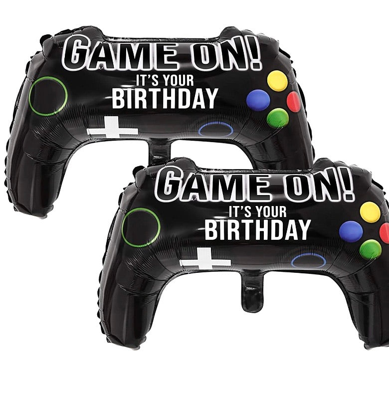 Game Controller Balloon