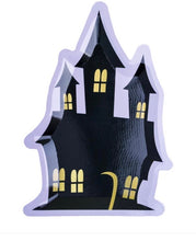 Load image into Gallery viewer, Haunted House Plate