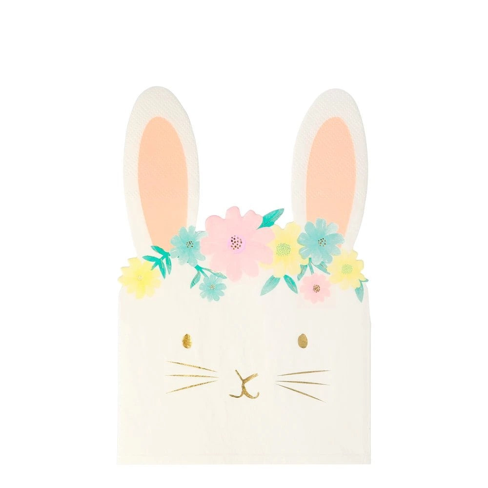 Floral Bunny Party Bags