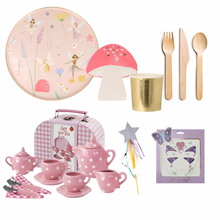 Load image into Gallery viewer, Fairy Garden Tea Party