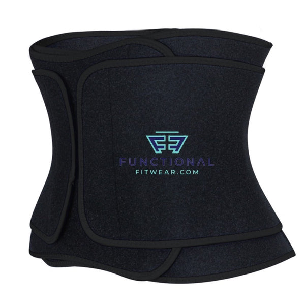 Melt those quarantine pounds by adding the Waist Fit double neoprene to your training.