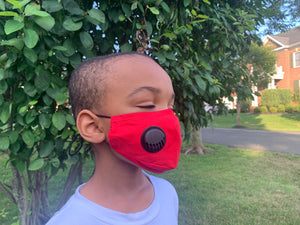 Children's Three Layer Face Mask