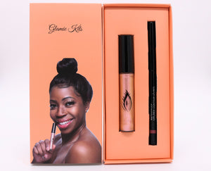 Glamie Lip Kit - 2 Piece