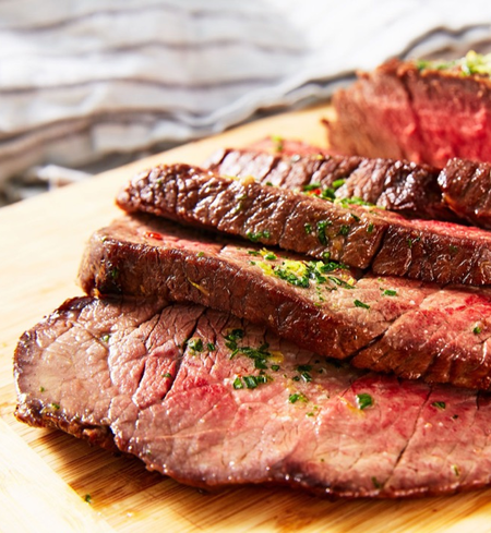 Chucktown Acres Organic Beef London Broil