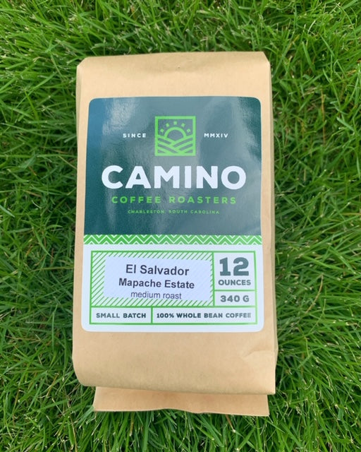 CAMINO COFFEE ROASTERS- MEDIUM ROAST 12oz