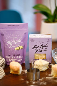 CALLIE'S BISCUITS- GLUTEN FREE BUTTERMILK BISCUITS