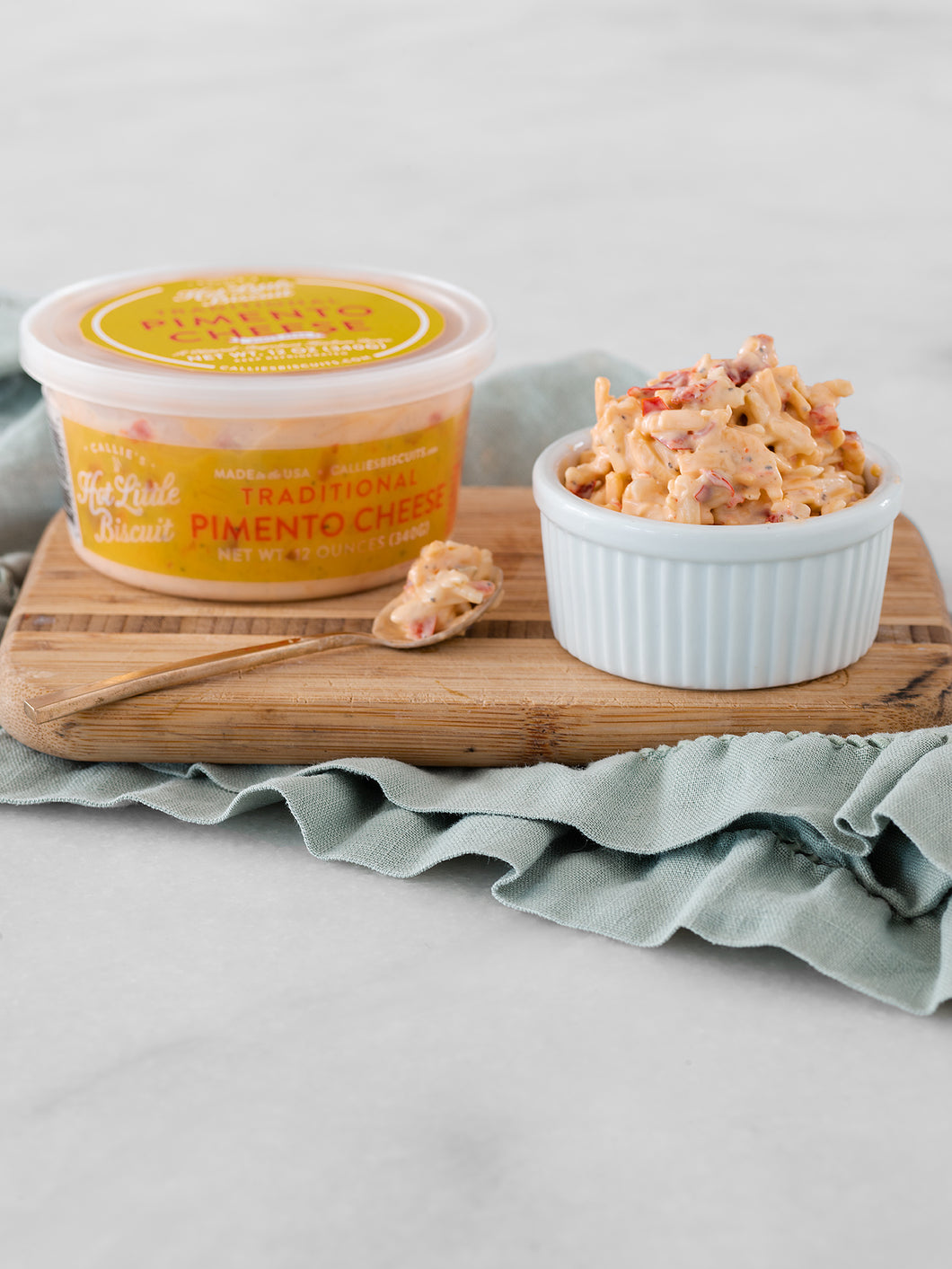 Thanksgiving Callie's Pimento Cheese
