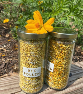 EDISTO GOLD HONEY- BEE POLLEN