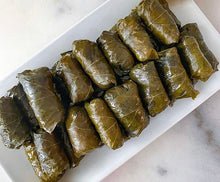 Load image into Gallery viewer, Sunshine Hummus- Grape Leaves