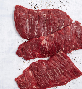 Chucktown Acres Organic Beef Skirt Steak .5-1lb