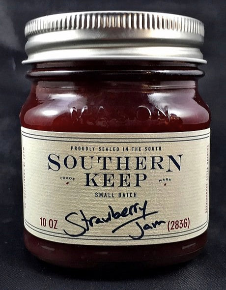 Southern Keep Strawberry Jam