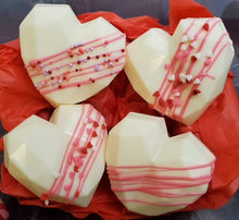 Load image into Gallery viewer, Valentine's Day Hot Cocoa Bombs