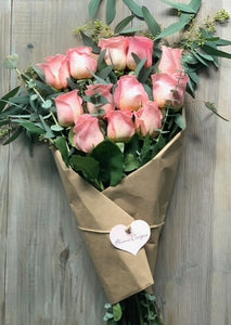 PINK LOVE BOUQUET- FOR 2/12