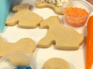 Dogs & Bones Cookie Decorating Kits