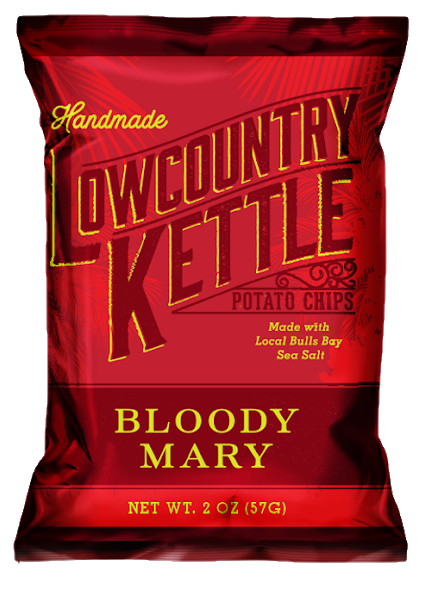 Bloody Mary Low Country Kettle Potato Chips