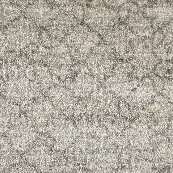 London Town area rug in colour silver