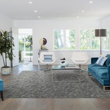 vibes area rug living room in colour flint