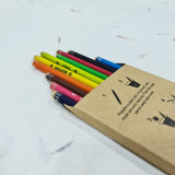 Eco-friendly Paper Seed Pen & Pencils