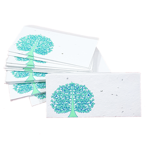 Plantable Seed Paper Money Envelopes - Printed