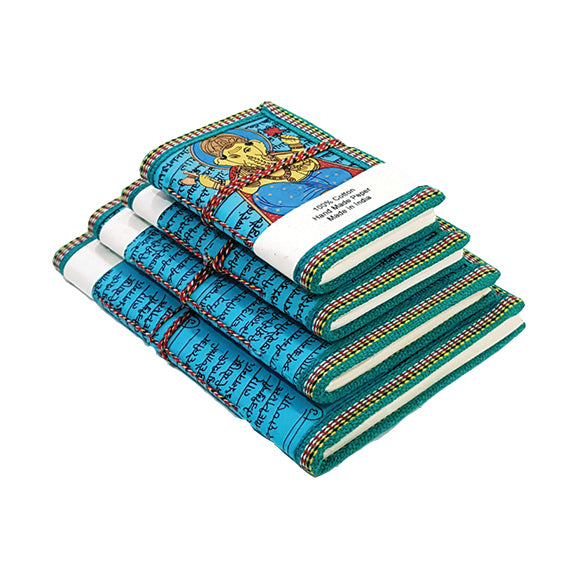 Handmade paper diary, Handmade paper notepad, plantable pencil, plantable pen, Eco-friendly stationery, Eco-friendly diary, Writting pad, Exclusive diary, Corporate gift, gifting, handmade paper, Ganeshji Diary, Diary Set, Eco-friendly diary