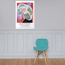 Load image into Gallery viewer, Henri Matisse The Dream - Aix-En-Provence Exhibition Poster