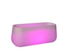 Load image into Gallery viewer, THE CAMELA BIG LIGHT PLANTER - House Of Racha