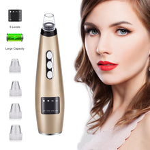 Load image into Gallery viewer, Blackhead Remover Face Clean Pore Vacuum Acne - House Of Racha
