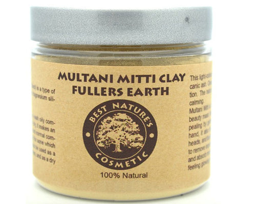 Multani Mitti (Fullers Earth) Rejuvenating Clay - House Of Racha