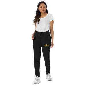 I Love Crystals - HOR Unisex Skinny Joggers