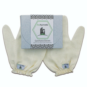 Dry Rubbing Gloves - House Of Racha