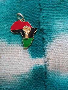 African Liberation Pendant